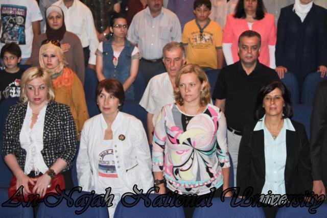 28.06.2012 عرض غنائي لفرقة الجاز الروسية 5