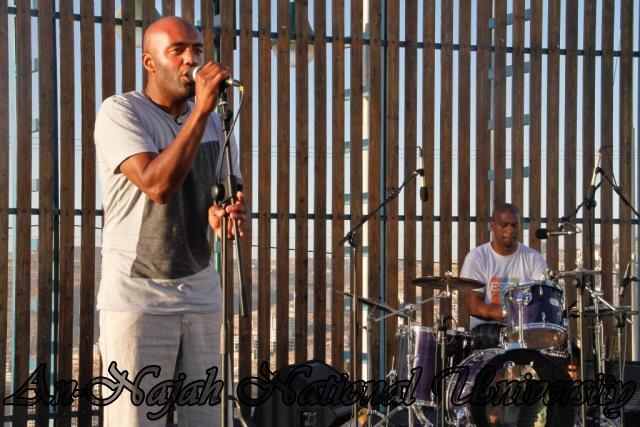 28.06.2012 عرض غنائي لفرقة الجاز الفرنسية 10