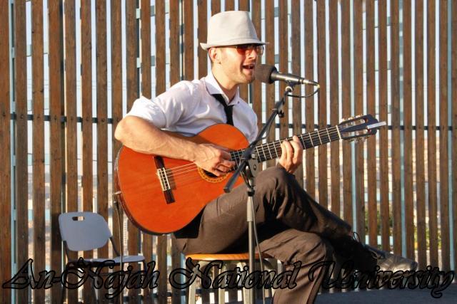 28.06.2012 عرض غنائي لفرقة الجاز الفرنسية 11