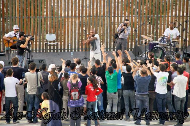 28.06.2012 عرض غنائي لفرقة الجاز الفرنسية 18