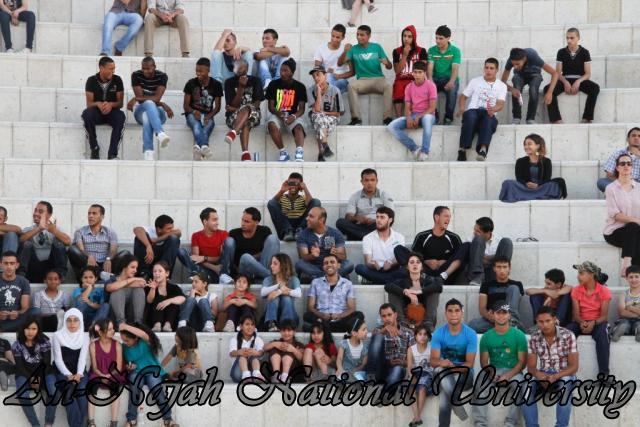 28.06.2012 عرض غنائي لفرقة الجاز الفرنسية 2