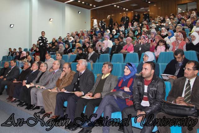 28.11.2011 قسم اللغة الإنجليزية ينظم مهرجان اللغة الإنجليزية الأول 12