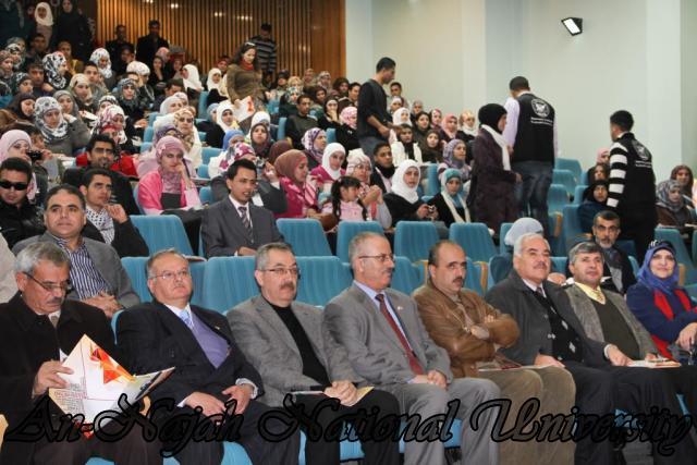 28.11.2011 قسم اللغة الإنجليزية ينظم مهرجان اللغة الإنجليزية الأول 13