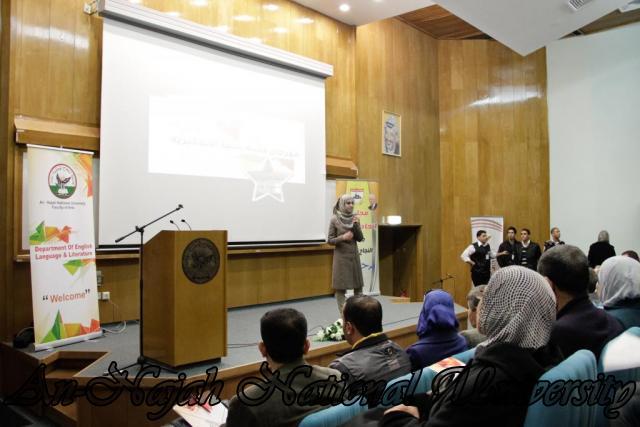 28.11.2011 قسم اللغة الإنجليزية ينظم مهرجان اللغة الإنجليزية الأول 17