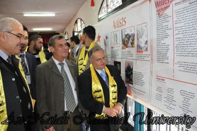 28.11.2011 قسم اللغة الإنجليزية ينظم مهرجان اللغة الإنجليزية الأول 4