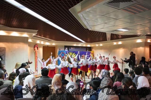 29.01.2012 حفل فرقة عبادي الشمس الأوكرانية 12