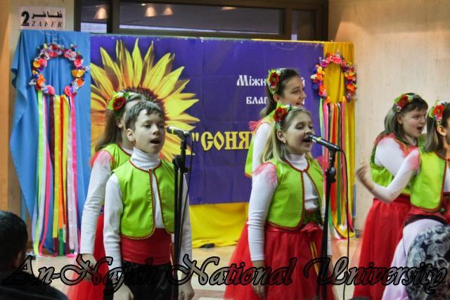 29.01.2012 حفل فرقة عبادي الشمس الأوكرانية 14