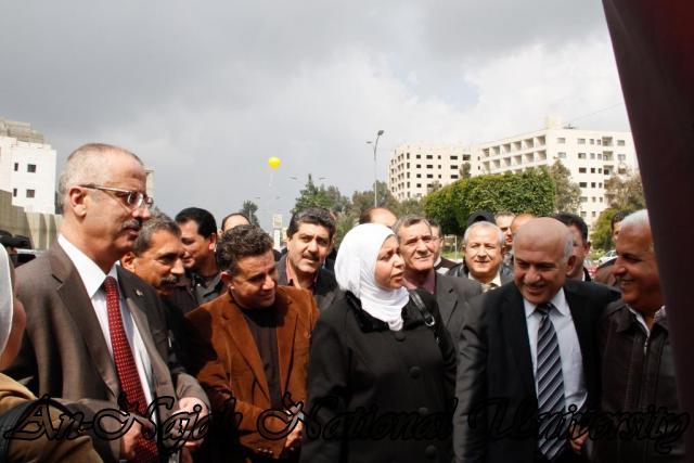 29.03.2012 افتتاح النصب التذكاري لتجسيد قضية المبعدين
