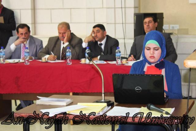 29.04.2012 مسابقة أفضل المحاكمات الصورية   كلية القانون 21