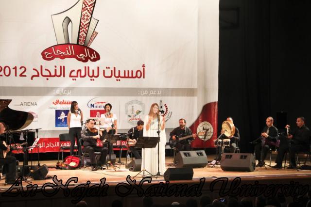 29.08.2012 أمسيات ليالي النجاح 12