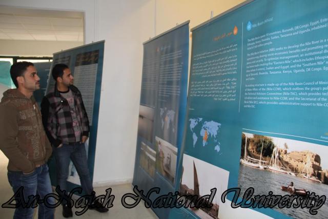 30.01.2012  معرض النزاعات المائية والبيئية 8