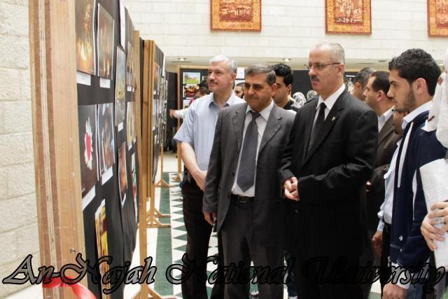 30.10.2011 افتتاح معرض صور   فلسطين بعيوننا 10