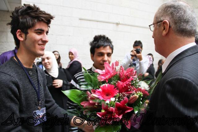 30.10.2011 افتتاح معرض صور   فلسطين بعيوننا 13