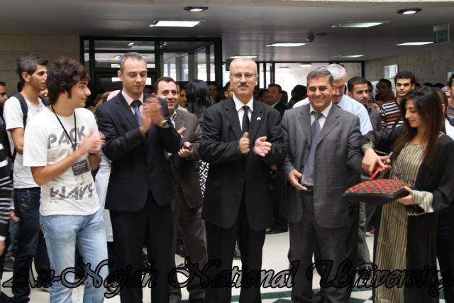 30.10.2011 افتتاح معرض صور   فلسطين بعيوننا 3