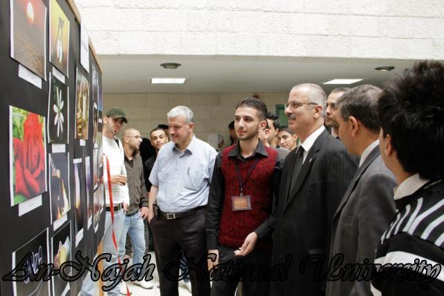 30.10.2011 افتتاح معرض صور   فلسطين بعيوننا 4