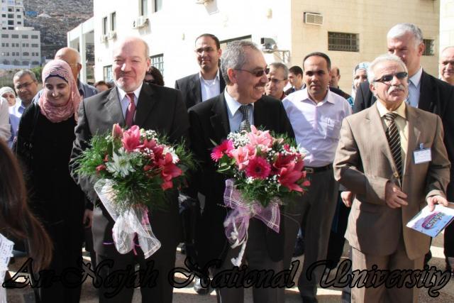 30.10.2011 مهرجان العلوم الفلسطيني الفرنسي الثاني 2011 3