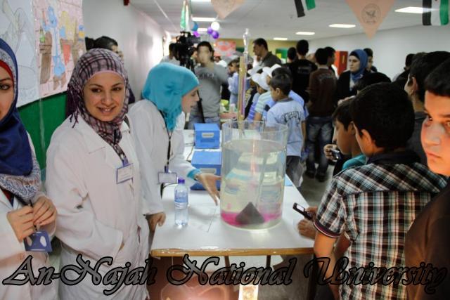30.10.2011 مهرجان العلوم الفلسطيني الفرنسي الثاني 2011 34