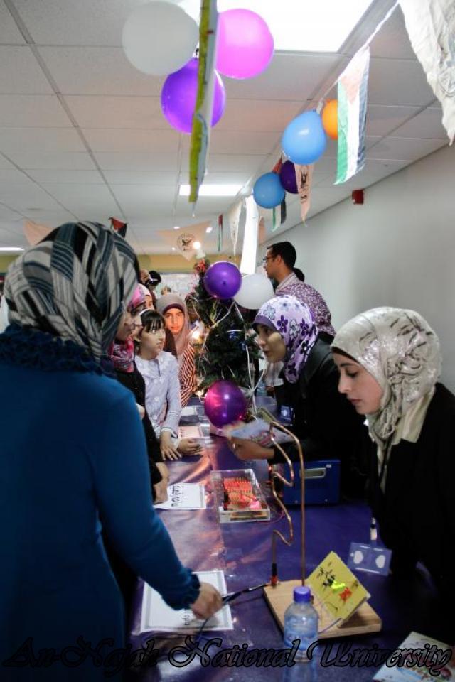 30.10.2011 مهرجان العلوم الفلسطيني الفرنسي الثاني 2011 36