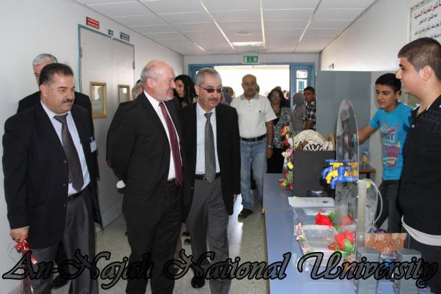 30.10.2011 مهرجان العلوم الفلسطيني الفرنسي الثاني 2011 6