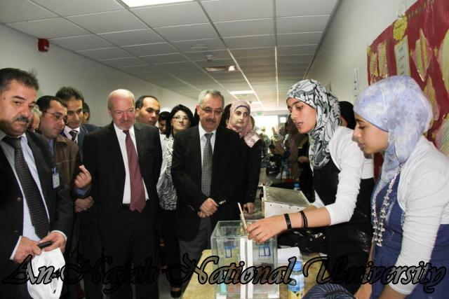 30.10.2011 مهرجان العلوم الفلسطيني الفرنسي الثاني 2011 9