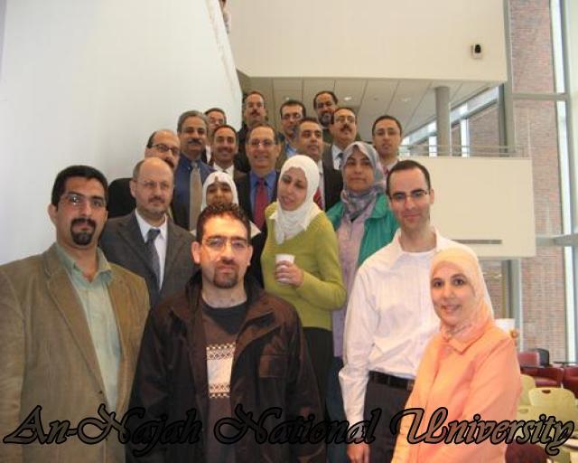 زيارات أعضاء هيئة التدريس قصيرة الأمد لمؤسسات تعليمية أمريكية