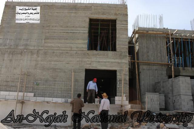 الحرم الجديد - مناظر عامة