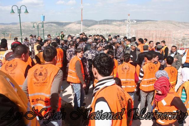 Evacuation drill 34