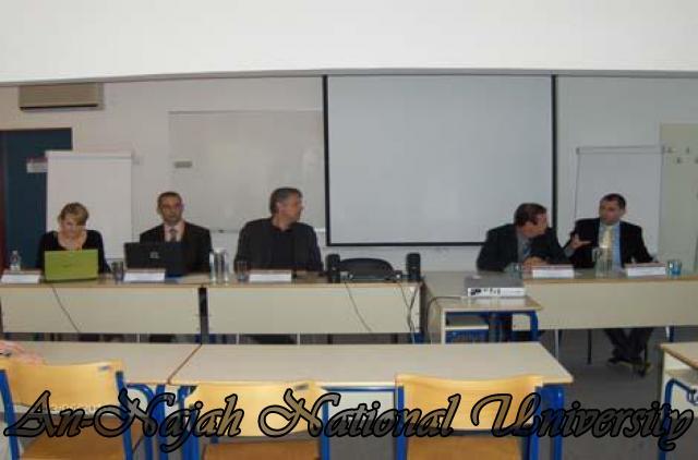 مشاركة أعضاء من هيئة التدريس في برنامج :أبحاث الدكتوراه حول قيادة التنوع الثقافي