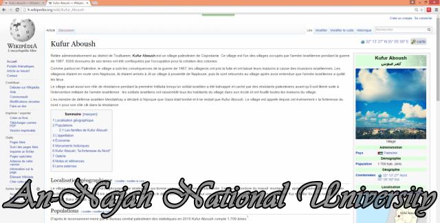 Kufr Aboush Wiki