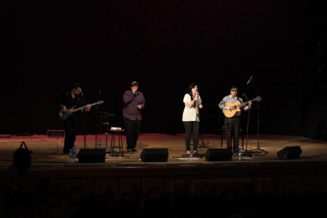 Live Act Folk حفل الفرقة الهنغارية 2