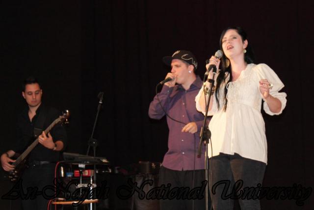 Live Act Folk حفل الفرقة الهنغارية 3