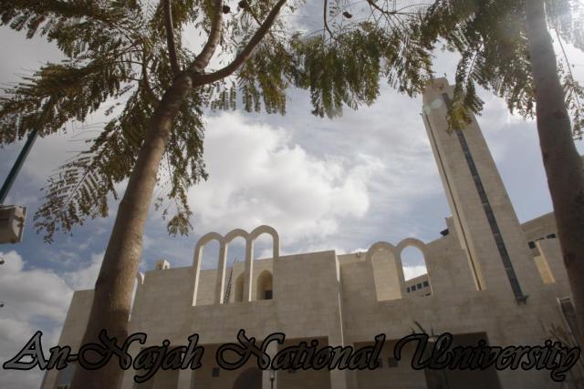 جولة بالصور  في جامعة فلسطينة عريقة Mosque%20-%20Islamic%20Center%20(4)