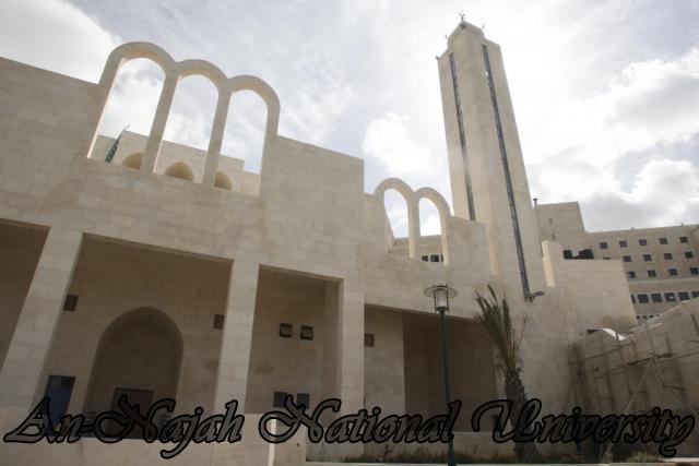 جولة مصورة في جامعة فلسطينية Mosque%20-%20Islamic%20Center%20(8)