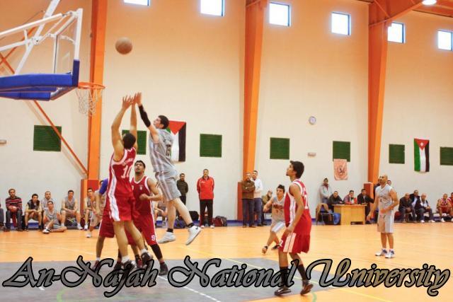 Nablus Jordanian basketball match 13