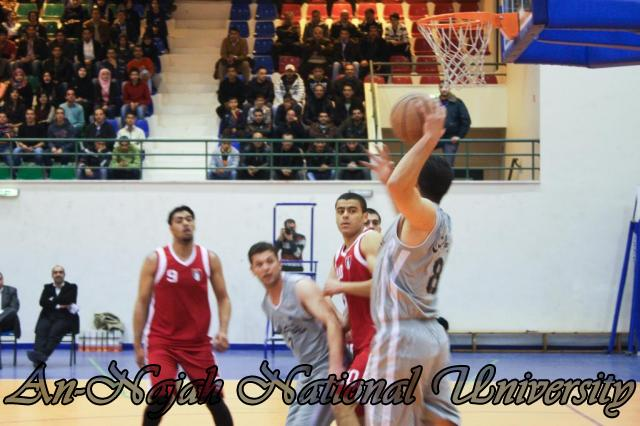 Nablus Jordanian basketball match 14