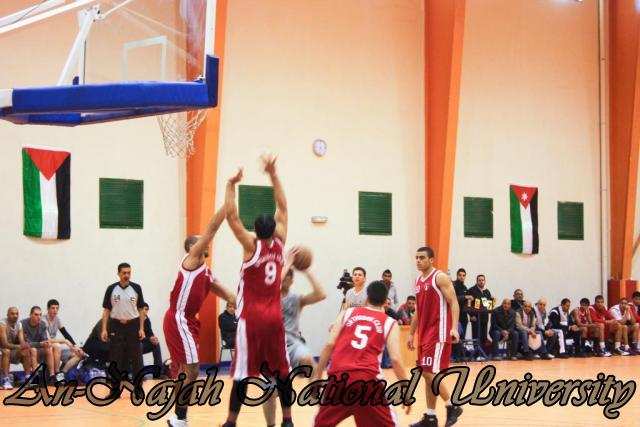 Nablus Jordanian basketball match 15