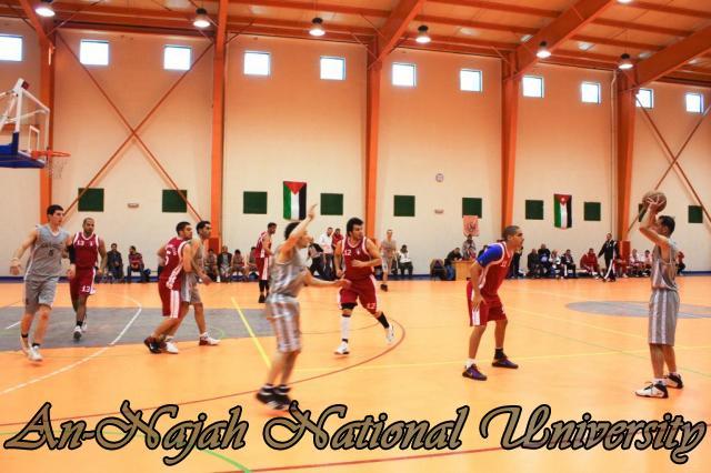 Nablus Jordanian basketball match 23