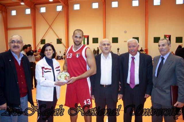 Nablus Jordanian basketball match 39