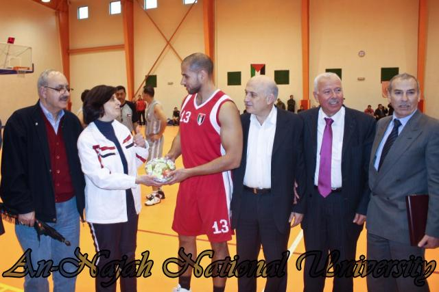 Nablus Jordanian basketball match 41