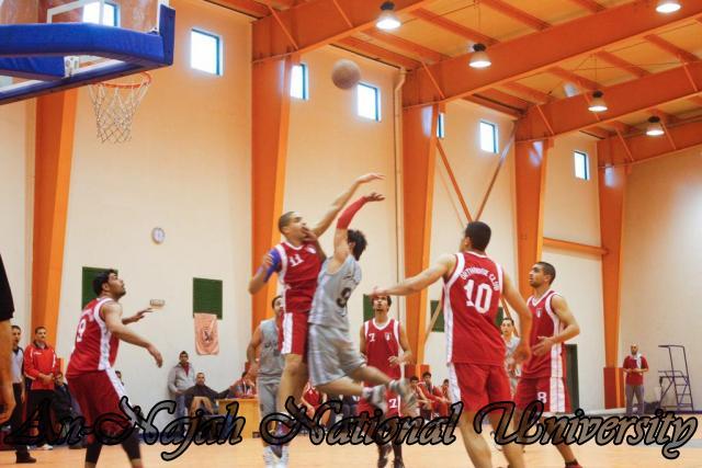Nablus Jordanian basketball match 7