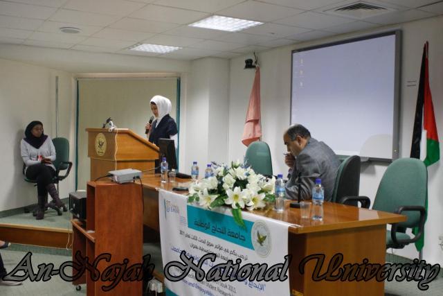 The Third EMUNI Research Souk     مؤتمر سوق البحث الثالث لعام 2011 10