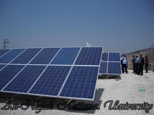Tubas Solar PV